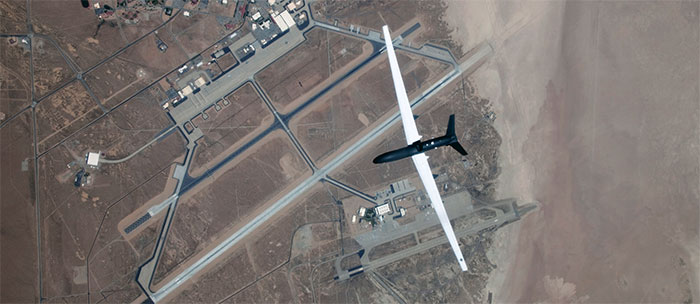 edwards air force base aerial