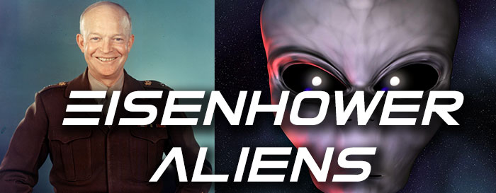 eisenhower aliens small